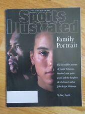 JAMILA WIDEMAN Sports Illustrated 3/17/97 STANFORD Magazine No Label JOHN EDGAR