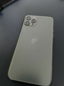 Apple iPhone 11 Pro - 64GB - Space Grey (Unlocked) A2215 (CDMA + GSM)