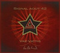 SIGNAL AOUT 42 Vae Victis LIMITED EDITION 2CD 2010