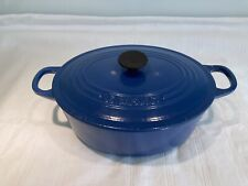 Le Creuset Casseruola 25 in Blu