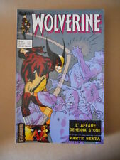 WOLVERINE n°16 1990 Play Press Marvel [G818]