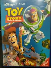 DVD TOY STORY Ologramma tondo Disney