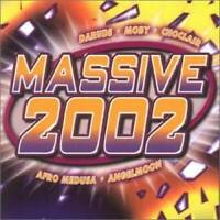 Massive 2002 - Audio CD By Various Artists - VERY GOOD