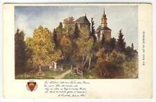 AK Die Linde auf der Festenburg, Deutscher Schulverein 1912