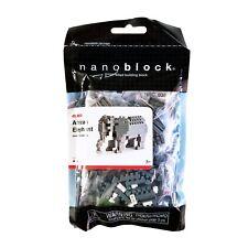 New Sealed Nanoblock African Elephant Micro-sized Building Block Kawada Nbc_035
