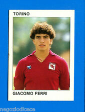 CALCIO FLASH '84 Lampo - Figurina-Sticker n. 262 - G. FERRI - TORINO -New