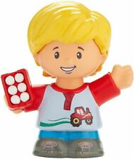 Fisher-Price Little People Help Others Eddie Toy Figure New