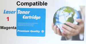 1 Compatible Magenta Toner To Replace HP 125A M ,128A M,131A M,Canon 716 M,731 M