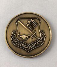 USAF Senior NCO Academy Enlisted Heritage Hall Challenge Coin B5