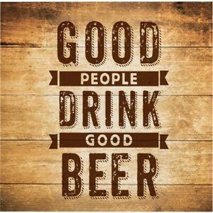 Cheers and Beers Beer Quote Beverage Napkins Paper 16 Pack Drinking Tableware