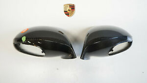 Porsche 991 991 .2 Sport Design Paket L+R CARBON Spiegel Gehäuse SATZ
