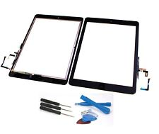 Apple iPad Air A1475 Touchscreen Digitizer Glas Display Scheibe Glass Schwarz +