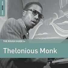 Thelonious Monk - The Rough Guide To Thelonious Monk (NEW CD)