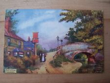 Tucks Post Card  Middlesex   X6 Cards