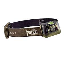 PETZL TIKKA GREEN - VERSATILE HEADLAMP - 200 LUMEN HEAD TORCHE