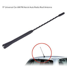 """11"""" Universal Vehicles Roof Antenna Radio AM FM Signal Car Aerial Replacement BT"""