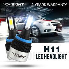 Nighteye 72W 9000LM H11 H9 H8 LED Headlight Car Conversion Bulb Beam 6500K Kits