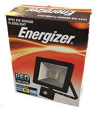 Energizer IP44 PIR  LED 20w Security Outdoor Garden Flood Light Lamp