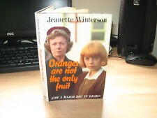 Jeanette Winterson - Oranges are not the only fruit 1990 1st HB BBC drama tie-in