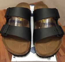 Birkenstock ARIZONA 051191 size 35/ L4-4.5 R Black Leather Sandals