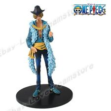 "JP Anime One Piece DXF The Grandline Men Vol. 6 SANJI 18cm/7.2"" PVC Figure NB"