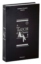 Brand New A Touch Of Classics Volume 1 - A Comprehensive 2 Page Books Summaries
