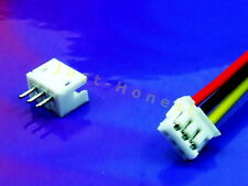 KIT Boccole BARRA + spina 3 Poli/PINS 1.5mm header + volte connector PCB #a513