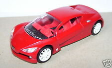 NOREV 3 INCHES 1/54 PEUGEOT RC ROUGE FONCE 180 CV 230 KM/H