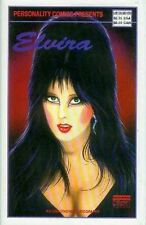Personality # 13: Elvira (limited trading card edition) (USA)