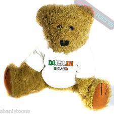 Dublin Ireland Novelty Gift Teddy Bear