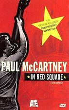 Paul McCartney - Live In Red Square (DVD, 2005)