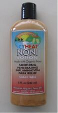 IcyHeat Noni Lotion 8 fl. oz. - Hawaiian Organic Noni