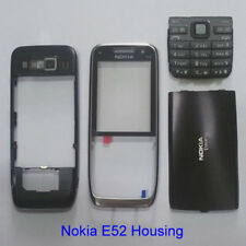 100% New Genuine Nokia E52 Full Housing Front+Middle+Back cover+Keypad+Button