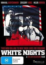 White Nights (DVD) DRAMA Risk Their Lives For Freedom [Region 4] NEW/SEALED