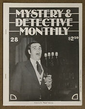 Mystery & Detective Monthly #28 December 1986 12/86