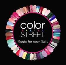 $2.50 - $10.95 Color Street Nail Polish Strips - Free Shipping & Gift w/Purchase