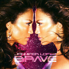Brave [Deluxe Edition] [CD/DVD] by Jennifer Lopez (CD, Oct-2007, 2 Discs, Epic)