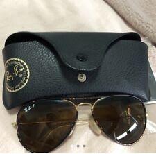 Rayban Ray Ban Tortoiseshell Aviator Sunglasses