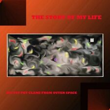 The Big Fat Pet Clams From Outer Space - Story of My Life [New CD]