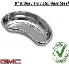 """Professional Surgical KIDNEY TRAY DISH BASIN Stainless Steel - 8"""" KIDNEY TRAY"""