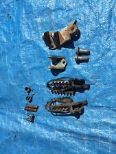 2004 04 Honda Crf450r Crf 450 Crf 450r Footpegs Foot Pegs Hardware Mounts
