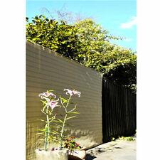 Coolaroo Premium Privacy Shade Screen Windbreak Garden Fence Bamboo 1.83m x 3m