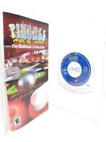 Pinball Hall of Fame The Gottlieb Collection 2005 PSP Game Complete Tested Works