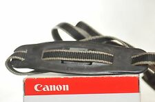 Canon shoulder camera strap rubber pad from 80's for A1 F1N AE-1 EOS 70D T6 7D