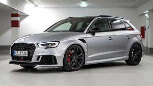 Audi A3 S3 RS3 2013-2020 Sportback Slimline Window Visors/Weathershields (4PCS)