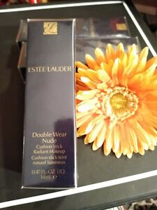 SEALED Estee Lauder Double Wear Nude Cushion Stick Radiant Makeup 2C1 Pure Beige