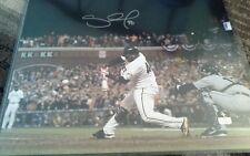 Pablo Sandoval Autographed 8x10 Photo DSC cert. San Francisco Giants