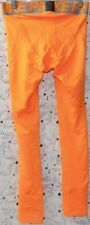 MIAMI DOLPHINS TEAM ISSUED NIKE PRO ORANGE UNDER PANTS - Size 3XL