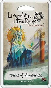 Tears of Amaterasu Dynasty Pack Legend Of The Five Rings The Card Game L5C02 LCG