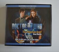 Doctor Who: The Forgotten Army - by Brian Minchin - Chivers Audiobook - 6CDs